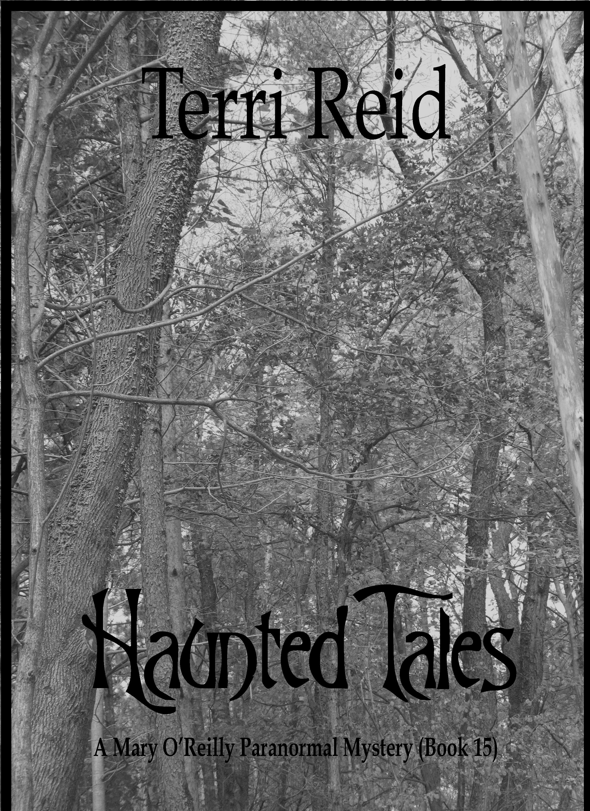 Mary O'Reilly Book 15 - Haunted Tales - is now available
