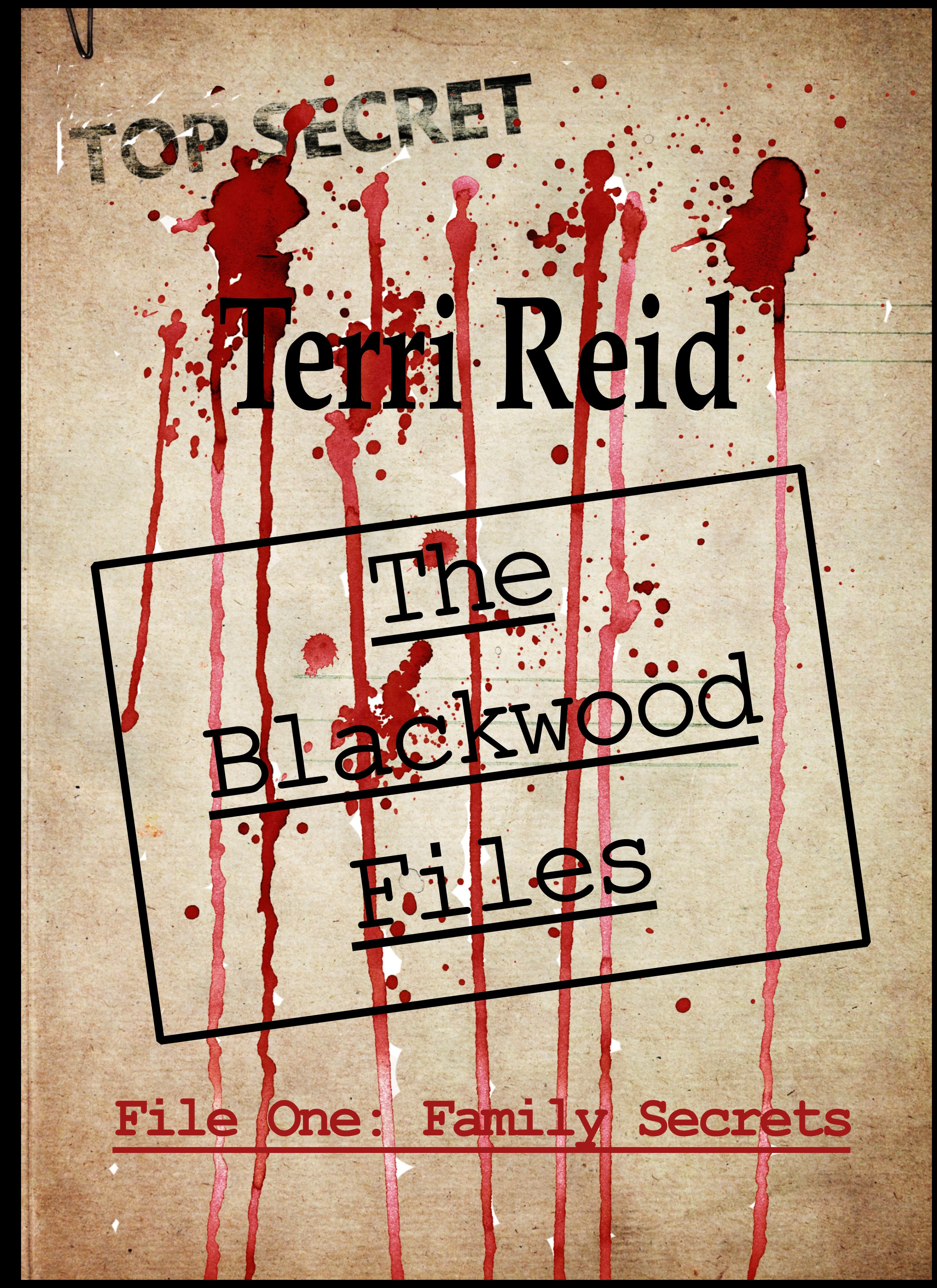 Blackwood Files is NOW AVAILABLE