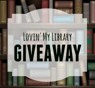 2017 Lovin' My Library Giveaway…