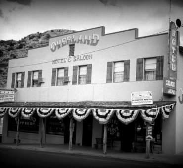 The Overland Hotel & Saloon
