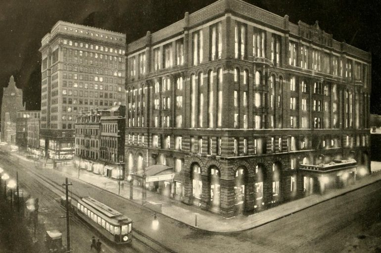 The Pfister Hotel