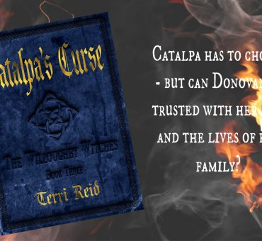 Catalpa's Curse - Book Three in the Willoughby Witches Series