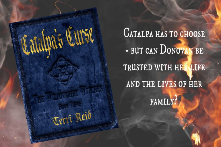 Catalpa's Curse – Book Three in the Willoughby Witches Series