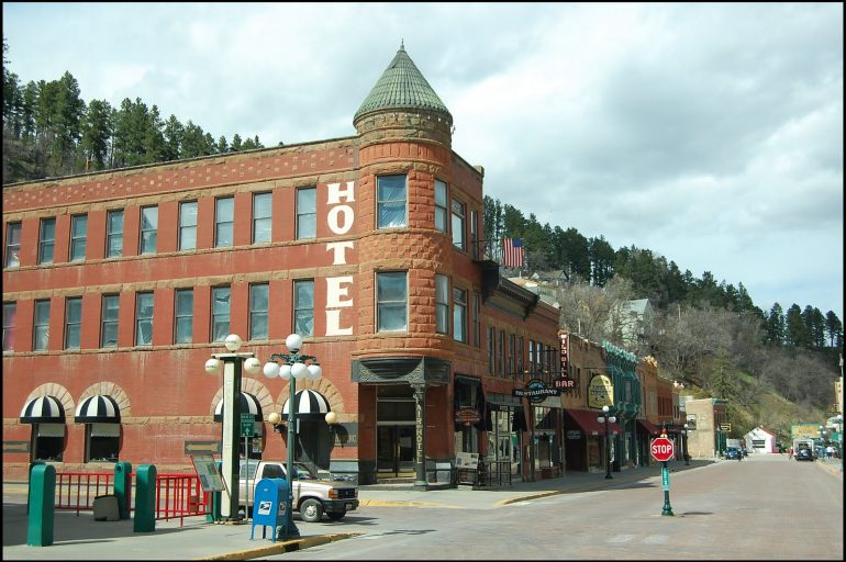 The Fairmont Hotel, Deadwood, South Dakota
