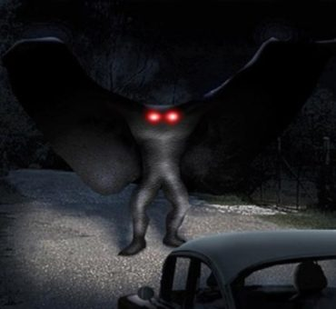 The Gallipolis Ohio Mothman