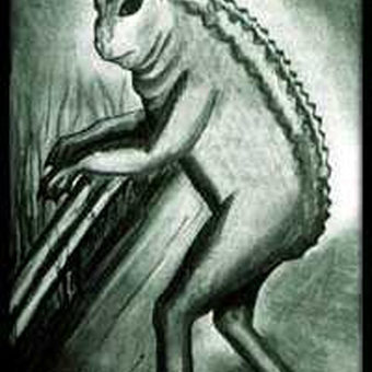 Ohio Monsters – The Loveland Frogman