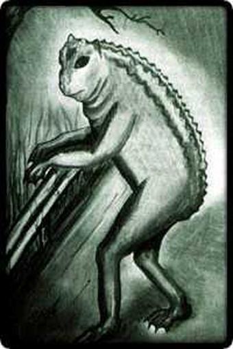 Ohio Monsters – The Loveland Frogman